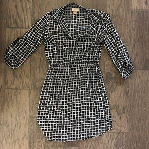 LOFT Blouse Dress